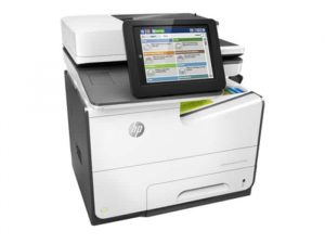 מדפסת HP PageWide Enterprise 586dn G1W39A