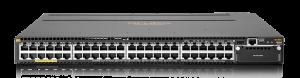 רכזת רשת/ ממתג JL074A Aruba 3810M 48G PoE+ 1-slot Swch