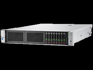 HP DL380 Gen9 E5-2620v4 1x16G, P440ar/2GB FBWC, DVDRW, 3x300G 10K, 500w 843557-425