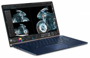 מחשב נייד Asus Zenbook 14 UX433FN-A5103T – צבע כחול