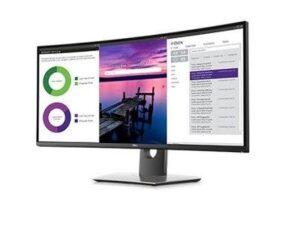 מסך מחשב Dell U3419W 34 אינטש דל