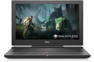 מחשב נייד לגיימרים Dell G5 15 5587-i9-8950HK – צבע שחור  15.6 i9-8950HK  GTX1060