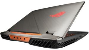 מחשב נייד לגיימרים  i9-8950HK RTX 2080 8GB  Asus ROG G703GX-E5025R – צבע שחור