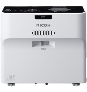 Ricoh Projector PJ WX4152Ni Ultra Short Throw  מקרן