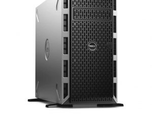 Dell Power Edge T440 Intel Xeon Gold 5218 2.3G, 16C/32T,128GB RAM,  2X 960GB SSD, H730P/2GB, 8HD LFF, DVDRW, 750W