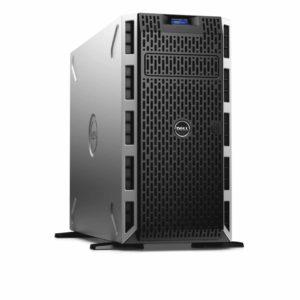 Dell Power Edge T440 Intel Xeon Gold 5218 2.3G, 16C/32T,128GB RAM,  2X 960GB SSD, H730P/2GB, 8HD LFF, DVDRW, 750W