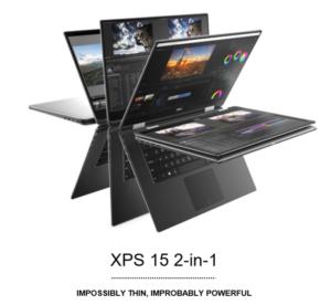 מחשב נייד Dell XPS 15 XPS15-9233 דל