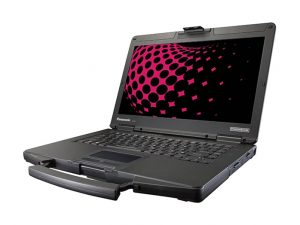 מחשב נייד חצי מוקשח Panasonic CF-54
