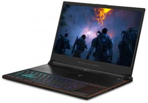 מחשב נייד  i7-8750H  rtx 2080  לגיימרים Asus ROG Zephyrus S GX531GX-ES011T – צבע שחור