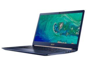 מחשב נייד במשקל 0.97kg  ומסך מגע 14.0″  ACER Ultra thin Swift 5 i7/16GB/512SSD/Win10