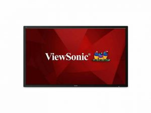 """ViewSonic CDE7500 75"""" 4K Ultra HD Commercial LED Display"""