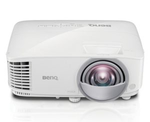 מקרן טווח קצר  BenQ MW826ST HD Ready בנקיו