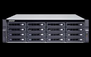 TS-1683XU-RP   QNAP 16 BAY with Xeon CPU and ECC Memory