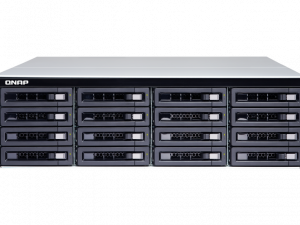 TS-1683XU-RP   QNAP 16 BAY with Xeon CPU and ECC Memory