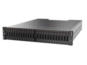שרת Lenovo ThinkSystem DS2200    T Lenovo TS DS2200 SFF FC/iSCSI Dual Controller