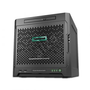 שרת HPE ProLiant MicroServer Gen10    HPE MicroSvr Gen10 X3216 8G Entry EU Svr 1Y