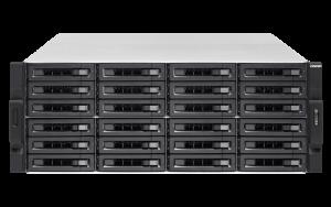 TVS-2472XU-RP    QNAP 24 BAY NAS with i5 CPU and 10GB SFP+