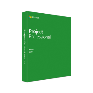 H30-05782 Project Pro 2019 Win Hebrew Medialess – FOR WIN 10 ONLY