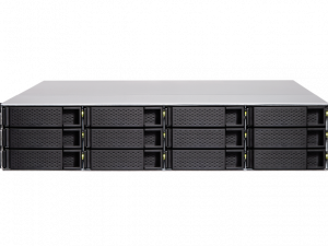 TS-1283XU-RP    QNAP 12 BAY with Xeon CPU and ECC Memory