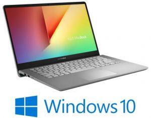 מחשב נייד Asus VivoBook S14 i7-8565U 14FHD 512SSD 16GB windows 10 pro GF-MX150 S430FN – צבע אפור