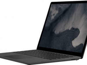 מחשב נייד Microsoft Surface Laptop 2 512GB i7 16GB Black JKR-00066