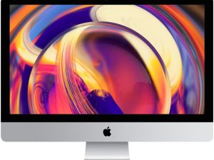 "איימק Apple 27"" iMac Retina 5K Z0VT-CTO73 3.6GHz i9, 32GB RAM, 1TB SSD, Radeon Pro Vega 48 8GB – Early 2019"