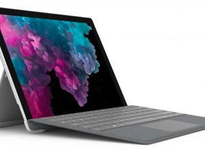 טאבלט Microsoft Surface Pro 6 128GB i5 8GB Platinum LPZ-00001