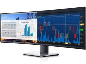 מסך מחשב Dell U4919DW 49 אינטש דל