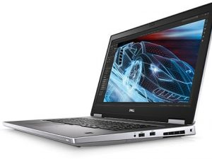 מחשב נייד Dell Precision 7740 PM-RD33-11525 דל