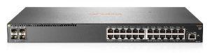 רכזת רשת / ממתג HP Aruba 2540-24G PoE+ 4SFP+ Switch JL356A