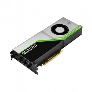 PNY VCQRTX6000-PB Quadro RTX 6000 Graphic Card – 24 GB