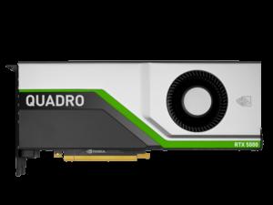 כרטיס מסך PNY NVIDIA Quadro RTX 5000 VCQRTX5000-PB