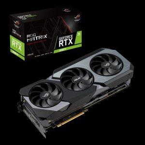 כרטיס מסך Asus GeForce RTX 2080 Ti ROG-MATRIX-RTX2080TI-P11G-GAMING אסוס