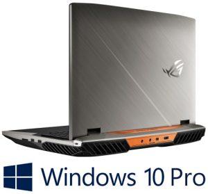 מחשב נייד  Asus i9-9980HK 64GB RAM RTX2080 ROG G703GXR-EV100R
