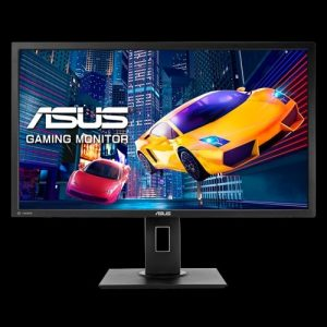 ASUS VP28UQGL Gaming Monitor – 28 inch, 4K, 1ms, Adaptive-Sync/FreeSync™, Flicker Free, Blue Light Filter, Ergonomic Design