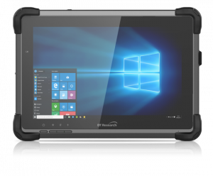 """DTR 10.1"""" Rugged Tablet with Intel 8th Generation CoreIntel® Core™ i7 8550U (8th Gen) 1.8GHz processor with Turbo Boost Technology up to 4.0GHz, 8MB cache processor 8GB RAM, 256GB SSD טאבלט מוקשח לתנאי סביבה קשים"""