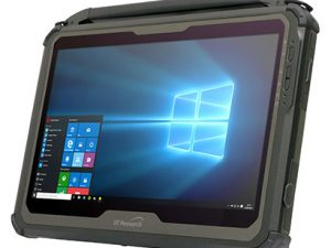 "DTR 14"" Rugged Tablet with Intel 8th Generation Core i7 processor 8GB RAM, NVIDIA GeForce® GTX 1050 with 4GB VRAM ,256GB SSD טאבלט מוקשח לתנאי סביבה קשים"