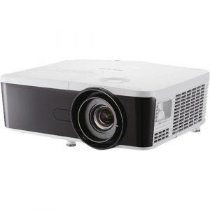 Ricoh 6000-Lumen XGA DLP Projector PJ X5580 מקרן