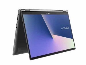 "Laptop ASUS ZenBook Flip 15 UX563FD-EZ012T, Intel Core i7-10510U , 15.6"" Full HD Touch, 16GB,  512GB SSD, NVIDIA GeForce GTX 1050 Max-Q 4GB, Windows 10 Home, Gun Grey"