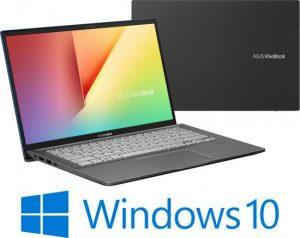 מחשב נייד Core™ i5-10210U 1.6GHz – 4.2GHz, זיכרון פנימי בנפח 8GB, כונן SSD בנפח 256GB Asus VivoBook S14 S431FA-AM149T – צבע אפור