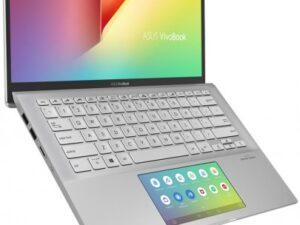 מחשב נייד מעבד Intel® Core™ i7-10510U, זיכרון פנימי בנפח 8GB, כונן SSD בנפח 1TB, מאיץ גרפי NVIDIA GeForce® MX250 2GB Asus VivoBook S14 S432FL-AM081T – צבע כסוף