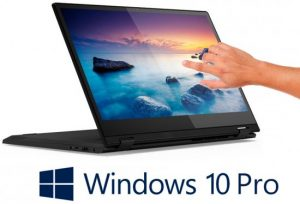 מחשב נייד עם מסך מגע  Core™ i7-10510U , זיכרון פנימי בנפח 16GB, כונן SSD בנפח 1TB, מאיץ גרפי NVIDIA GeForce® MX230 2GB Lenovo IdeaPad C340-15IML 81TL001UIV – צבע שחור