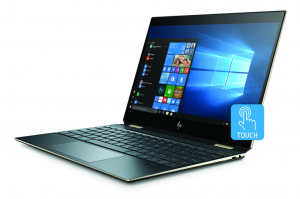 HP Spectre x360 Convertible 13-aw0005nj | MH20EA#ABT9 | Core i7-1065G7 quad fOLED | 16GB DDR4 on-board | 1TB PCIe | Intel Iris Plus Graphics | Touch/13.3 UHD OLED Anti-reflection UWVA 400 nits