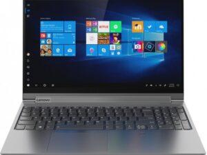 מחשב נייד מעבד Intel® Core™ i7-9750H , זיכרון פנימי בנפח 16GB, כונן SSD בנפח 1TB, מאיץ גרפי NVIDIA Geforce GTX 1650 4GB Lenovo Yoga C940-15IRH 81TE001FIV לנובו