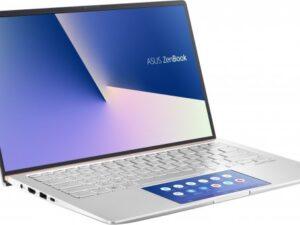 מחשב נייד ללא מסך מגע Asus Zenbook 14 UX434FLC-A5416T – צבע כסוף