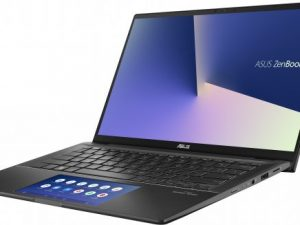 מחשב נייד עם מסך מגע Asus Zenbook Flip 14 UX463FA-AI053T – צבע אפור