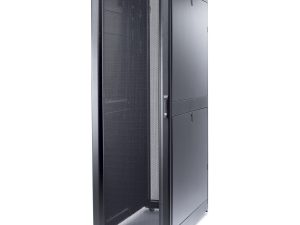 ארון תקשורת NetShelter SX 42U 600mm Wide x 1200mm Deep Enclosure with Sides Black AR3300