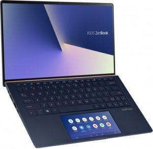 מחשב נייד מעבד Intel® Core™ i7-10510U , זיכרון פנימי בנפח 16GB, כונן SSD בנפח 1TB, מאיץ גרפי NVIDIA GeForce® MX250 2GB Asus Zenbook 13 UX334FLC-A3216T – צבע כחול