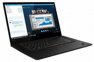Lenovo ThinkPad X1 Extreme (2nd Gen) 20QV00C1IV  20QV00C1IV  X1 Extreme i7-9750H 15.6 1T-M.2 16G W10P GTX1650