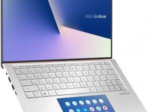 מחשב נייד Asus Zenbook 13 UX334FAC-A3153T – צבע כסוף